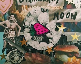 Strawberry Moon Zine