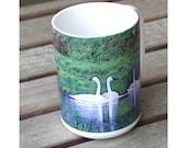 Trumpeter Swans Large Coffee Mug 15 Oz.