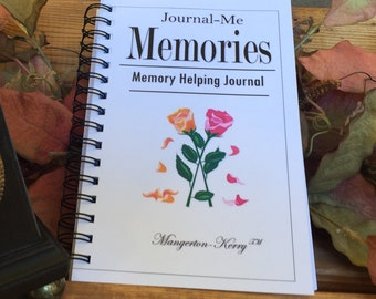 Journal-Me Memories Journal