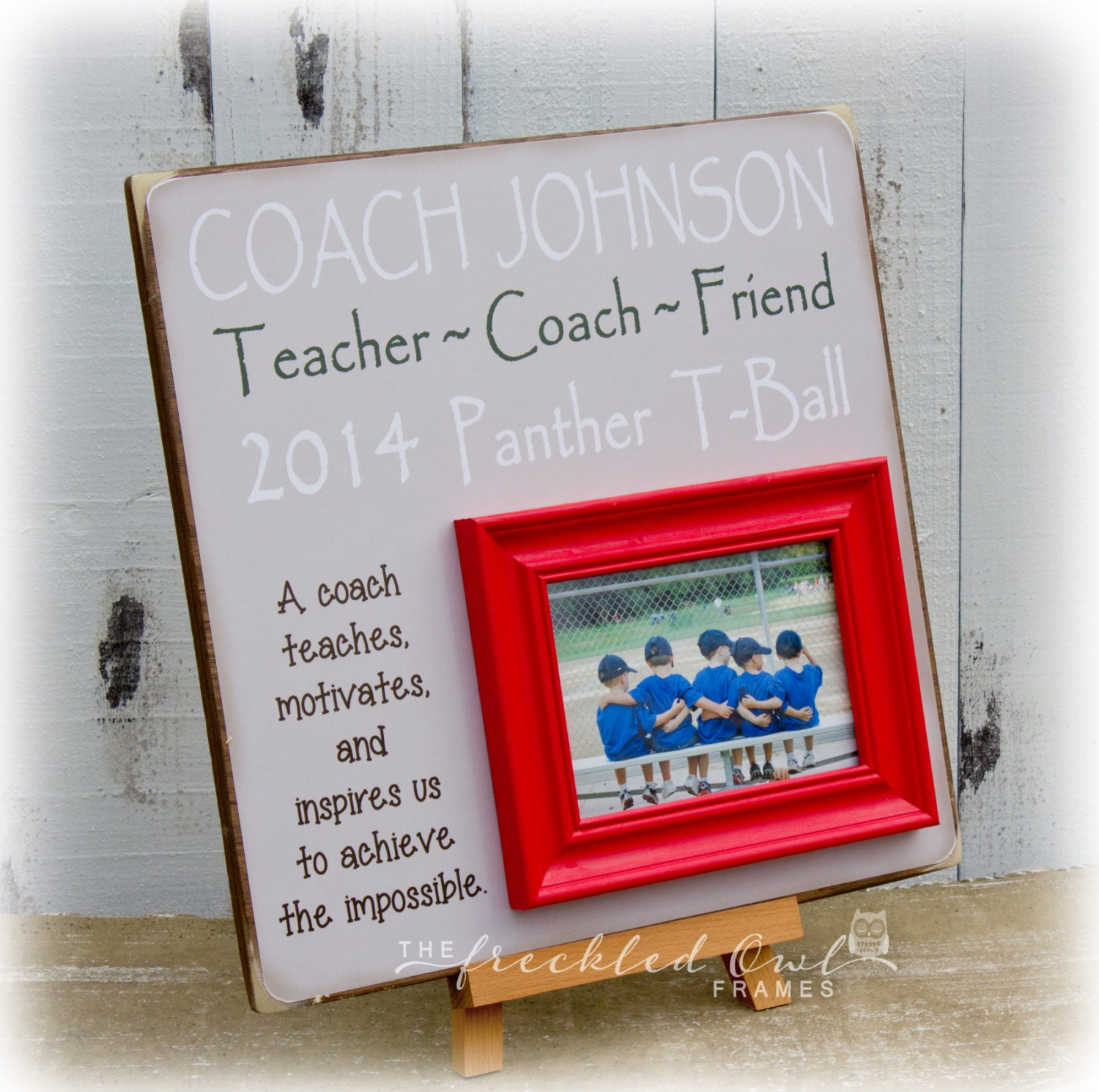 Coaches gift personalized gift for coach coach picture zoom jeuxipadfo Gallery
