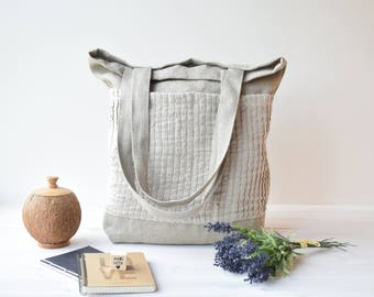 Canvas tote bag, Tote bag, canvas tote, sac, Shopping bag, beach bag, farmers market bag, sac cabas, market Bag, tote bag with pocket