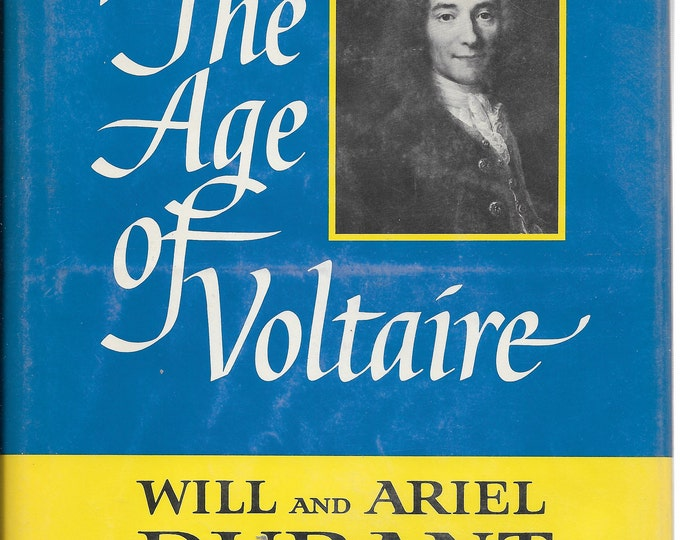 The Story of Civilization IX: The Age of Voltaire 1965 First Printing