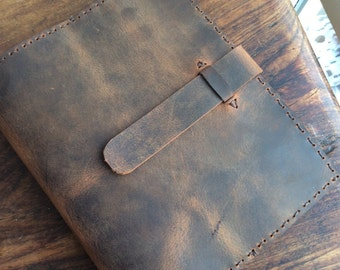 Rustic leather journal, Composition book cover, Handmade composition notebook cover, Handmade journals, Personalized book covers custom made