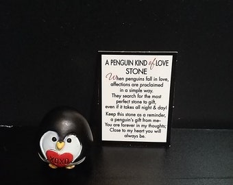 Penguine Pocket Token- XOXO