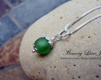 Sterling Silver Olive Charm