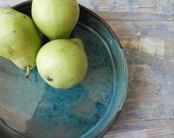Turquoise bowl 1
