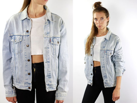 LEVIS Denim Jacket Levis Jean Jacket Denim Jacket Levis Small Jean Jacket 90s Levis Jacket Blue Vintage Denim Jacket Vintage Levis Jacket