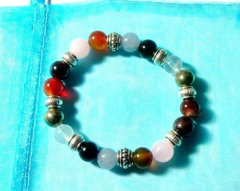 Bracelets with stone beads that make your way of life