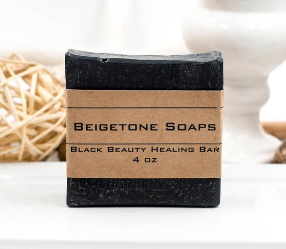Halal black and beauty soap, driving with nude girl