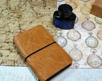 Field Notes Leather Notebook