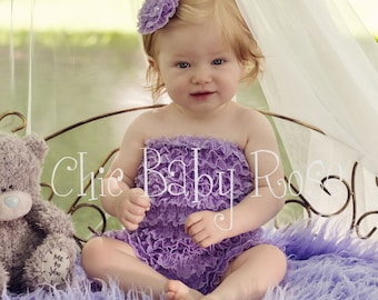 50% OFF Select Original Toddler Petti Romper in 22 colors by Chic Baby Rose