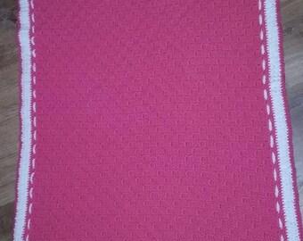 Pattern C2C Bow Baby Blanket Crochet Pattern PDF free shipping