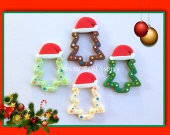 Christmas Tree Silicone Teether, Christmas Teether,  100% Food Grade Silicone Teether,  Holiday Teether, BPA Free, FDA Approved, Sensory