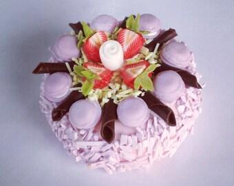 Miniature Cake 1:12 - Series 1 - 020
