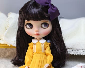 "SOLD OUT ""don't pay"" OOAK Custom Blythe Doll"