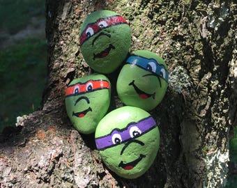 Ninja Turtle Stones