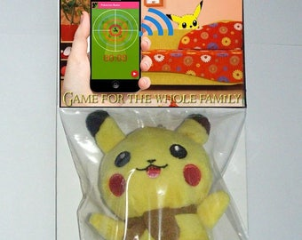 POKEMON RADAR, is a game for the whole family and a great gift