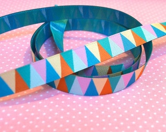 Ribbon color mix triangle spring no.. 1