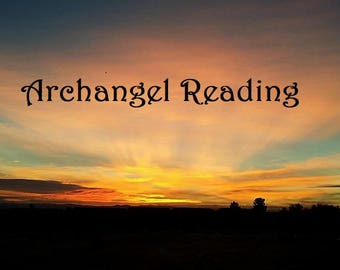 Archangel Tarot Card Reading, Psychic reading, 24 Hr, Via PDF, Clairvoyant