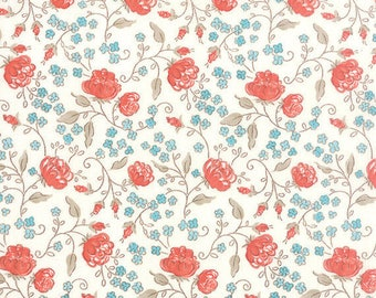 Moda Fabric - Sweetness - Sandy Gervais - 17851 11 - Cotton fabric by the yard(s)