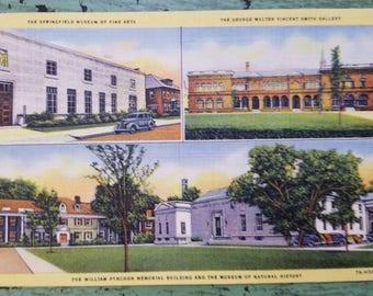 Vintage Postcard - 1952
