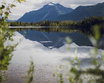 Reflections lake #2