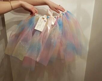Rainbow Fairy Skirt