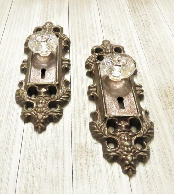 Like this item? - One Curtain Tie Back Curtain Tieback Door Plate Door Knob