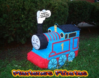 Thomas the Train pinata ...!