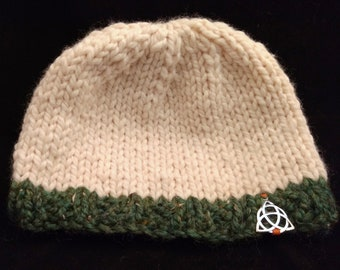 Celtic Knot women's beanie