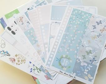 Planner Stickers - Hello Spring