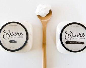 Score Soap body butter