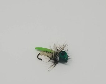 BugsByMe Green Eyed Dry Fly
