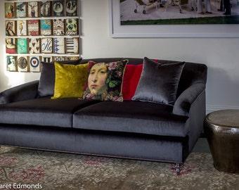 The 'Helen ' Bespoke lounge sofa