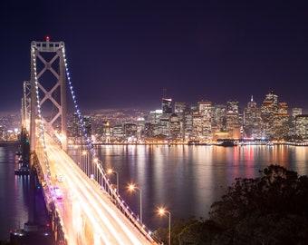 Bay Bridge Overpass