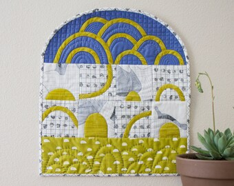 Quilted Wall Hanging No. 2