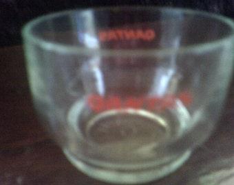 Qantas 1st Class Shot Glass