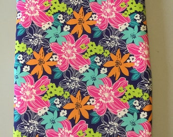 Neon Flowers Laptop Sleeve