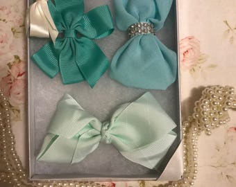 Hairbow Luxury Gift Box for Baby Girl