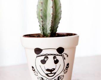 Panda Planter