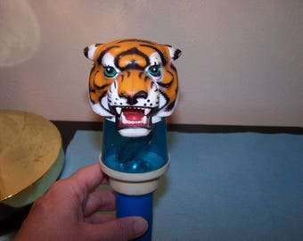 Tiger Flashlight Wringling Brothers Barnum and Bailey Circus