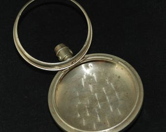 Beautiful Vintage Antique Steampunk Pocket Watch Body Case X 59