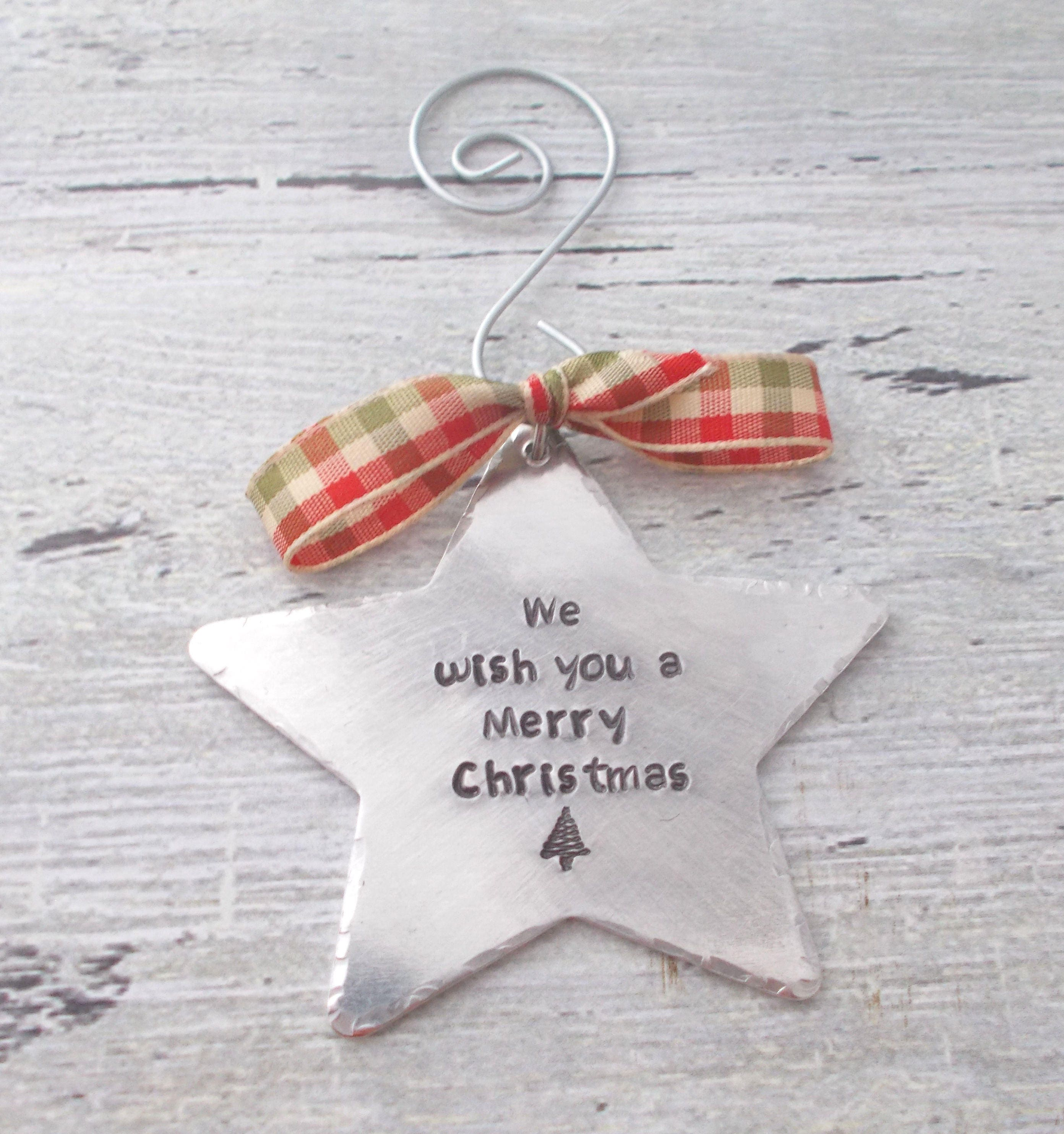 Christmas Star Ornament, Star Ornament, Christmas Ornament ...