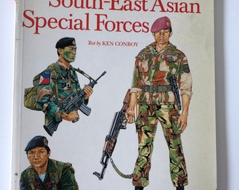 Osprey Elite Series: South-East Asian Special Forces #33