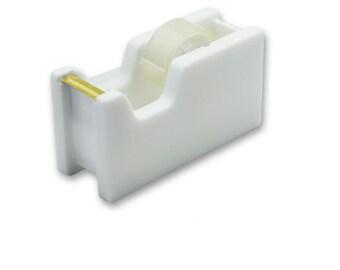 Acrylic Tape Dispenser w/tape (18mmx10M)