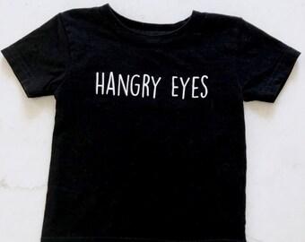 Hangry Eyes Tee