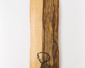 Longboard Longboard skateboard handcrafted Cap