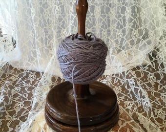Yarn swirlette, yarn holder, yarn bowl