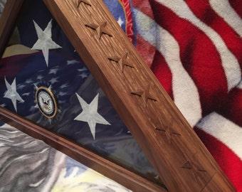Flag Display Case Etsy