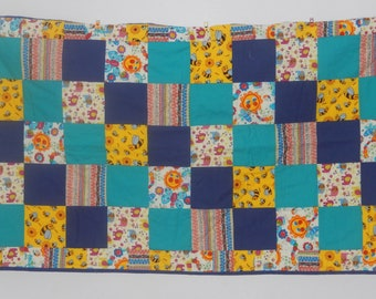 Handmade Childrens Quilt